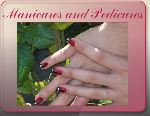 Get Your Manicure from Pebbles Beauty Llanelli